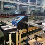 Metala telero gantry CNC flamo plasma tranĉa maŝino