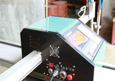 CNC Portebla Plasma #tran? I #ma? Ino, Oksigena brulaĵo Metala #tran? I? O prezo