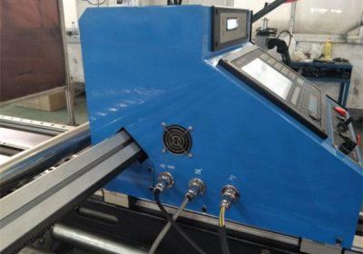 portebla cnc 43A potenca plasma tranĉa maŝino START Brand LCD-panelo kontrolo-sistemo plasma tranĉanta metala maŝino prezo