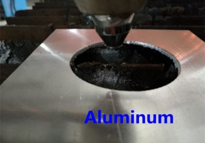 Ĉinio 1500 * 3000mm cnc plasma tranĉilo en metala tala maŝinaro