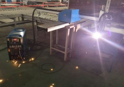 Mini gantry CNC Plasma #Tran? I #Ma? Ino / CNCa Gaso plasma #tran? Ilo