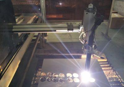Tranĉi plasmon kun ait-kompresoro por fero de fero-aluminio ŝtalo metala