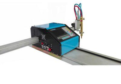 portebla CNC-plasma flamo tranĉa maŝino plasma tranĉilo JX-1530